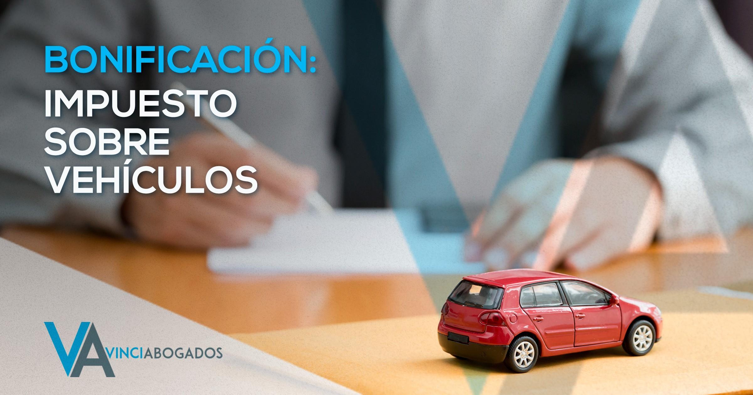 impuesto sobre vehículos
